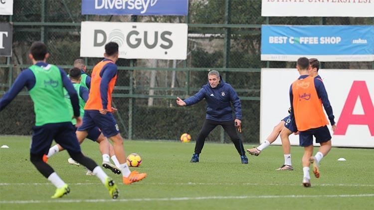 F.Bahçe, Antalyaspor hazırlıklarına başladı