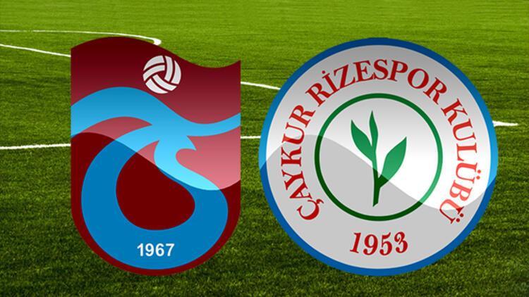 Trabzonspor Çaykur Rizespor maçı ne zaman saat kaçta hangi kanalda? Muhtemel 11!