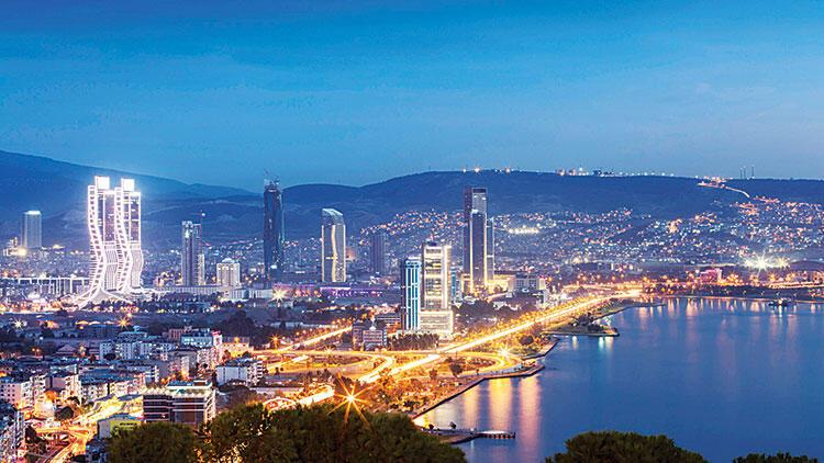 İzmir, İstanbul ve Ankara'yı solladı