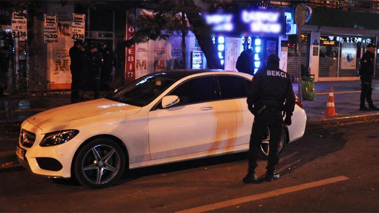 Ankara'da eğlence mekanı çıkışı silahlı kavga: 3 yaralı
