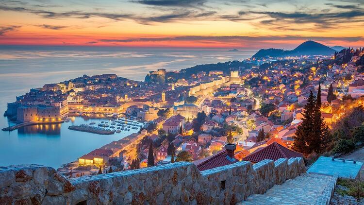 Bir ortaçağa masalına ışınlanmak: Dubrovnik