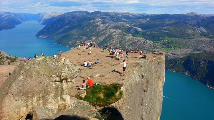 Soğuk kuzeyin, sıcak ülkesi: Norveç