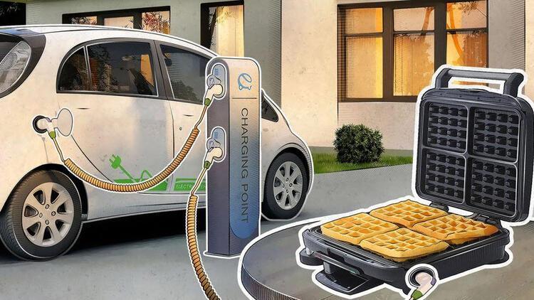 Elektrikli otomobil şarj cihazlarındaki güvenlik açığına dikkat!