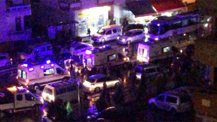 Rize'de 'Ölüm yolunda' kaza: 1 ölü, 1  yaralı