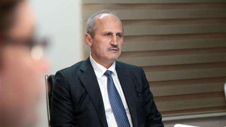 """Bakan Turhan: """"Demiryolu hatlarımızın tamamını iyileştirdik"""""""