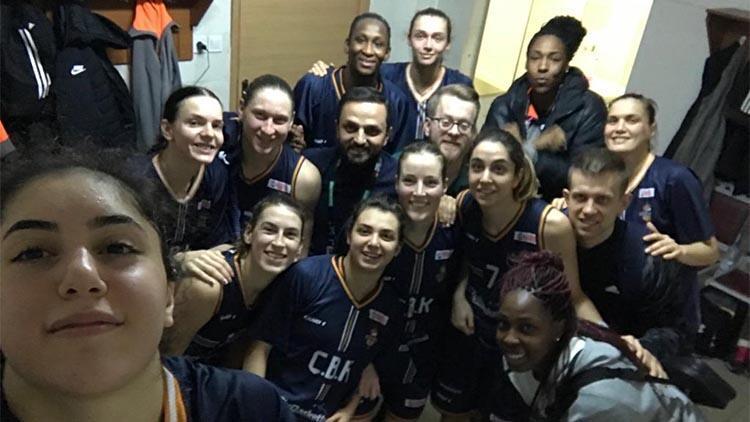 Çukurova Basketbol 12'de 12 yaptı!