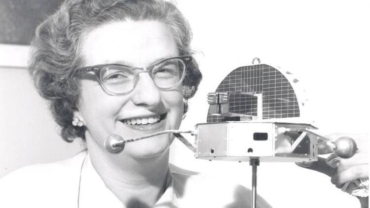 """""""Hubble Uzay Teleskobu'nun annesi"""" 93 yaşında hayatını kaybetti"""