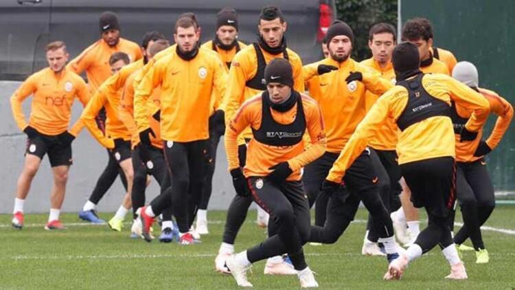 Galatasaray topbaşı yapıyor