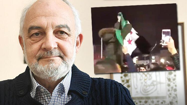 Samir Hafez: Bayrak açma provokasyondu