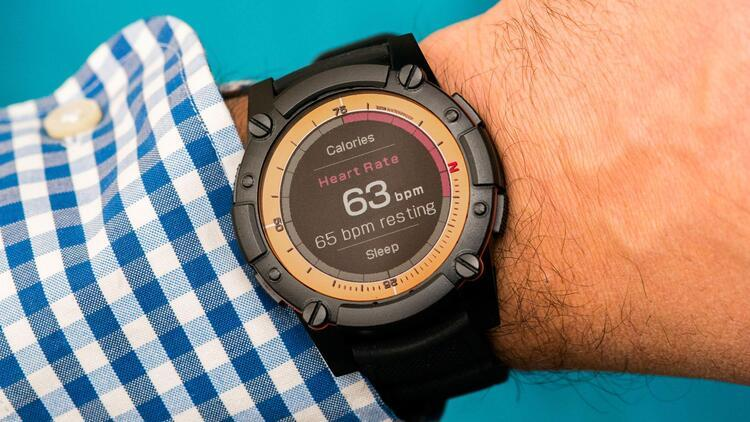 Vücut sıcaklığı ile şarj olabilen saat