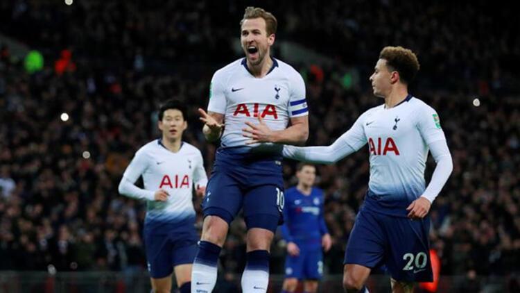 Tottenham Chelsea'yi yendi, avantajı kaptı