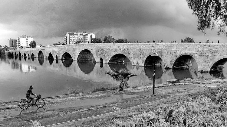 Adana'nın yolları...
