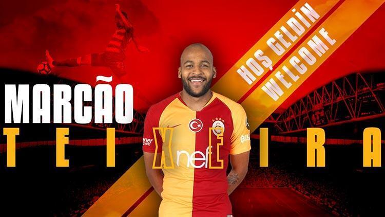 Marcao, Galatasaray'ın 21. Brezilyalısı!