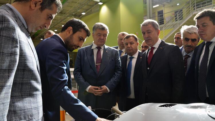 Son dakika: Anlaşma imzalandı! Ukrayna, Türkiye'den İHA alacak