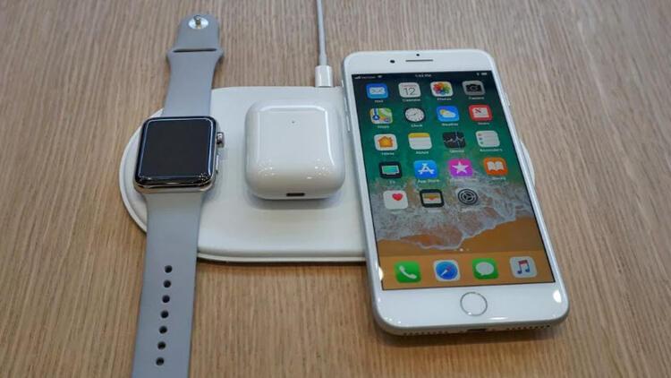 Apple'ın kablosuz şarj cihazı AirPower üretimi başladı