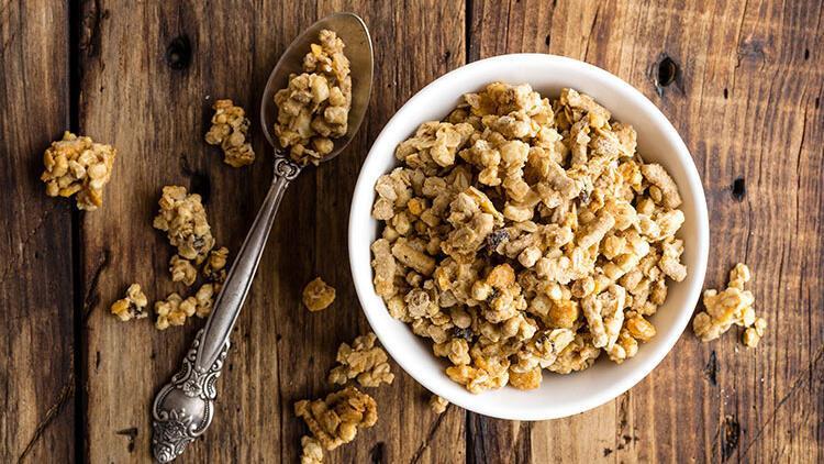 Ev yapımı granola tarifi - Kahvaltılık Tarifleri