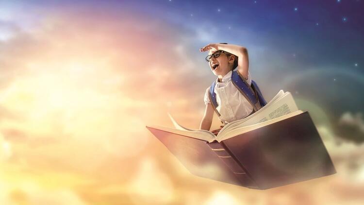 Kesintisiz kitap okuma zamanı!