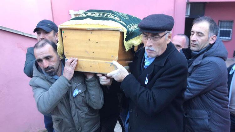 ABD'de 22 dolar için öldürülen Türk son yolculuğuna uğurlandı