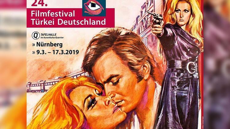 Nürnberg Türk-Alman Film festivali 9 Mart'ta başlıyor