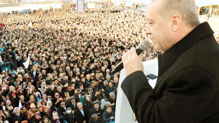 Erdoğan: Trenden inenler bir daha binemeyecek