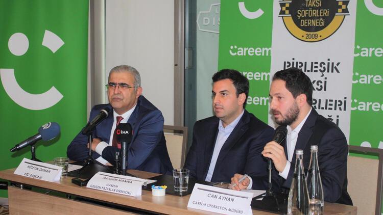 Taksi çağırma şirketi Careem, BTD ile iş birliği yaptı