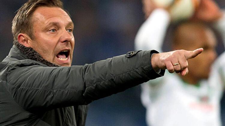 Hannover teknik direktörünü göndermeye hazırlanıyor