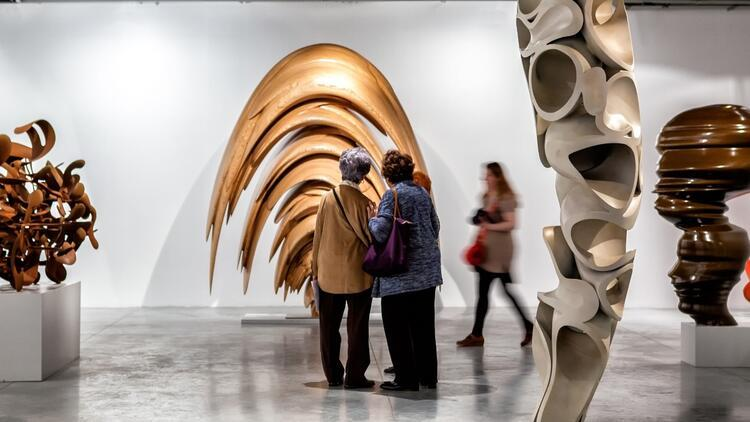 İstanbul Modern ve Bienal için İstanbul'da yaşanır