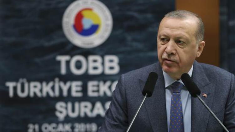 Erdoğan Twitter'dan duyurdu: Karşılarında bizi bulurlar... .