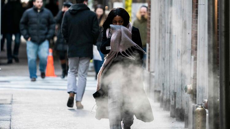 ABD'de aşırı soğuk hava 8 can aldı