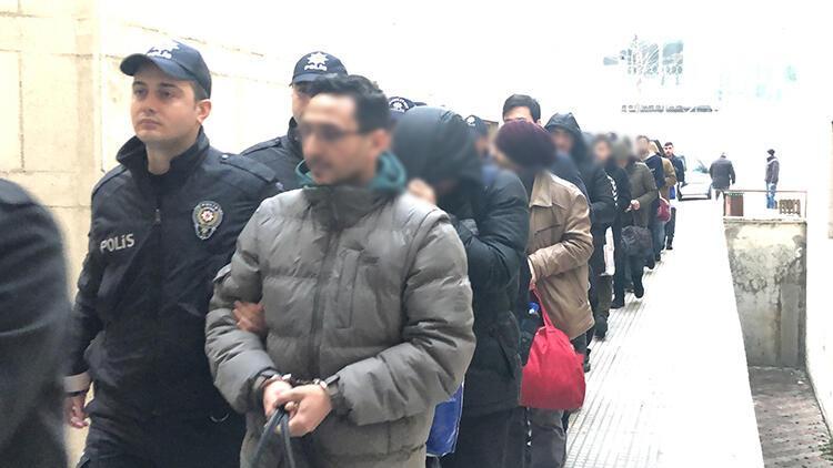 Bursa'da FETÖ'ye ağır darbe