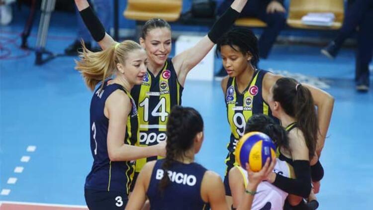 Fenerbahçe Opet'in konuğu CSM Bükreş
