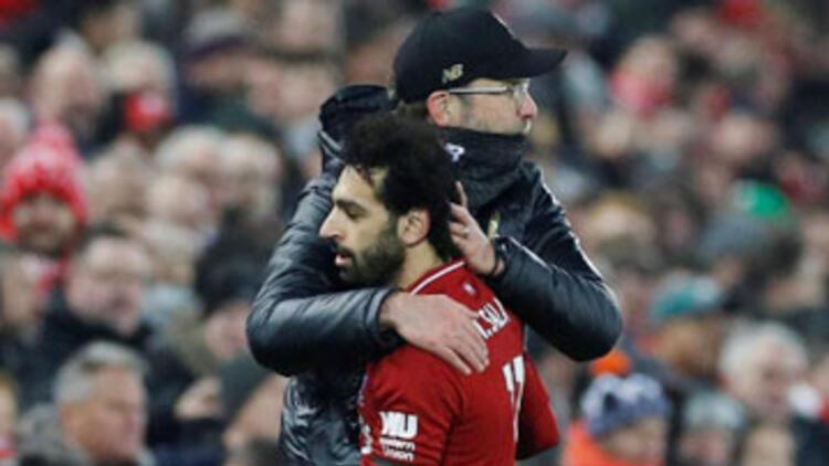 Mohamed Salah'tan 5374 dakikada 50 gol
