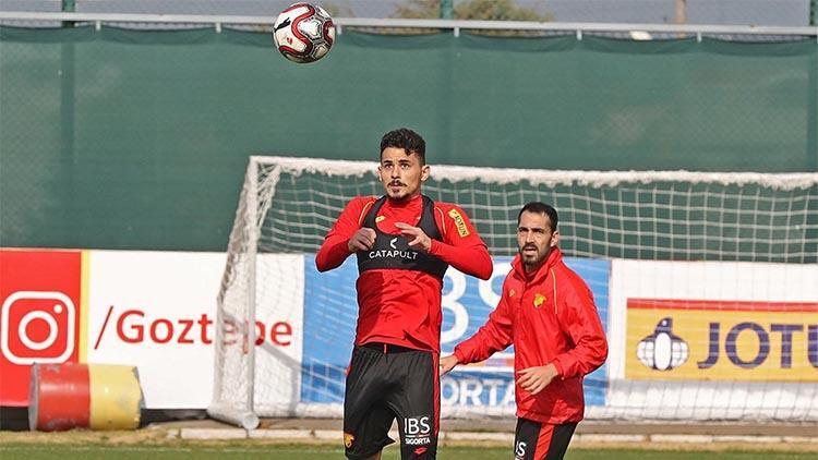 Göztepe, kupada Antalyaspor'u konuk ediyor
