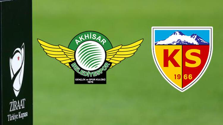 Akhisarspor Kayserispor maçı ne zaman saat kaçta ve hangi kanalda?