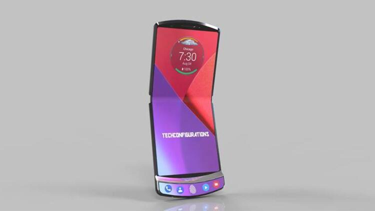 Motorola şimdi de katlanabilir telefonuyla geliyor
