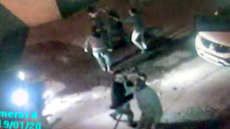 Bursa'da dehşet! Döner bıçaklarıyla birbirlerine girdiler...