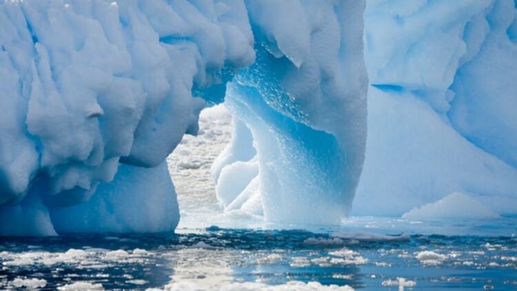 Grönland sanıldığından daha hızla eriyorız