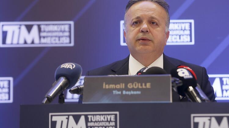 TİM Başkanı Gülle: 2019'da hedef 182 milyar dolarlık ihracat