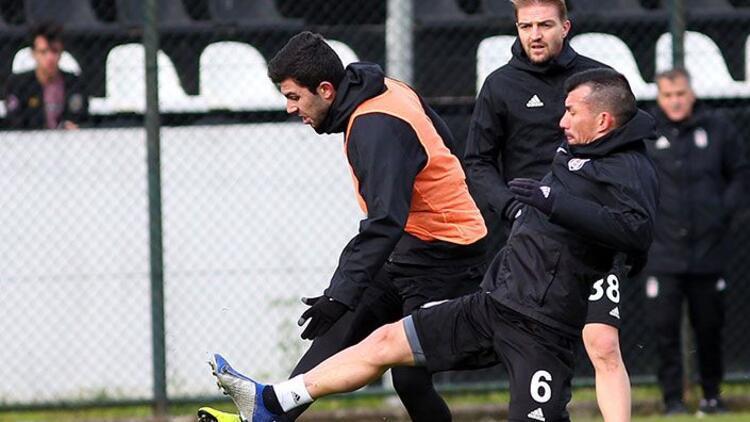 Beşiktaş'ta BB Erzurumspor hazırlıkları sürüyor