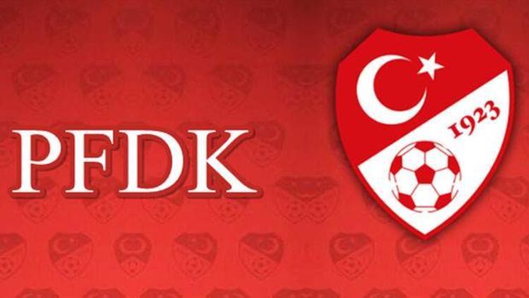 PFDK kararları açıklandı! Eljif Elmas ve Diagne'nin cezası...