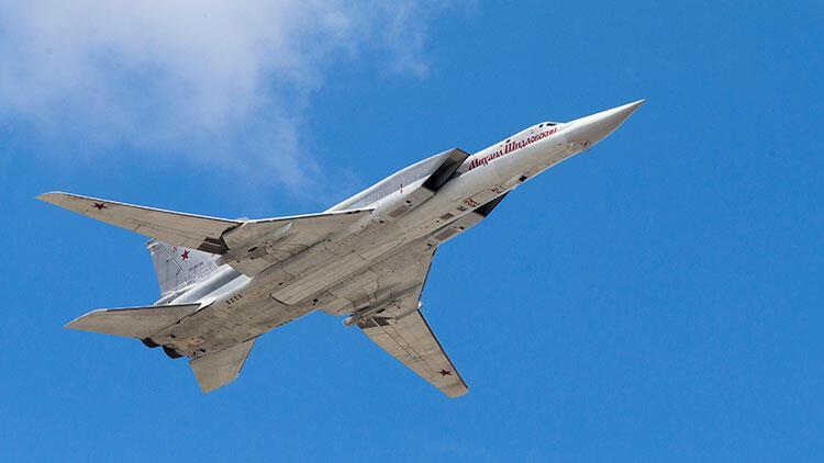 Son dakika... Rusya'da Tu-22M tipi uçak kaza yaptı