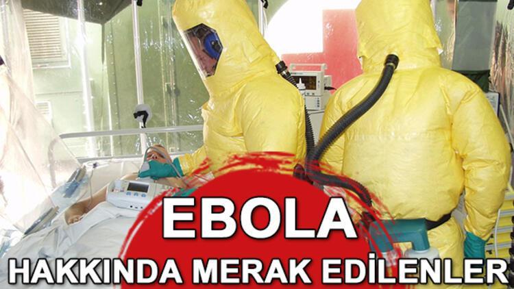 Ebola nedir? Ebola hakkında merak edilenler