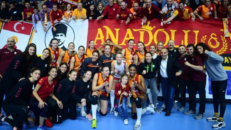Galatasaray HDI Sigorta'dan büyük başarı