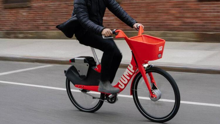 Uber kendi otonom bisikleti için düğmeye bastı