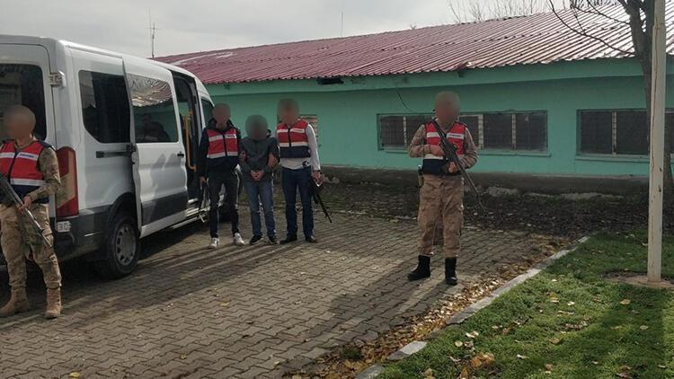 PKK'lı terörist Diyarbakır'da kıskıvrak yakalandı