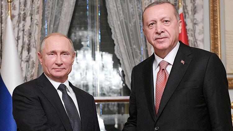 Son dakika... Cumhurbaşkanlığı'ndan Erdoğan'ın Rusya ziyaretine ilişkin açıklama