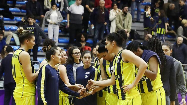 F.Bahçe Kadın Basketbol takımı, Sopron deplasmanında
