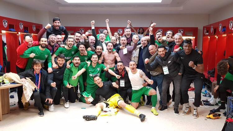 Denizlispor'un rotası Süper Lig