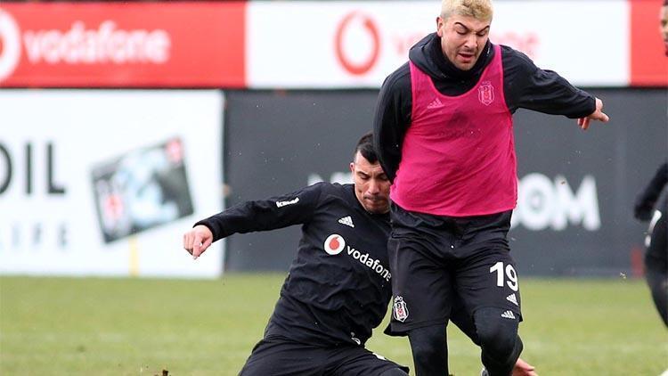 Beşiktaş, Erzurumspor hazırlıklarını sürdürdü