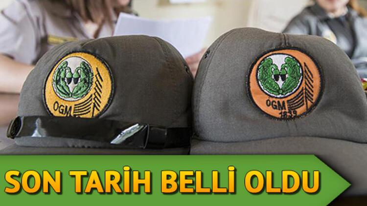 Orman Genel Müdürlüğü 66 personel alımı başvurusu için son gün ne zaman?